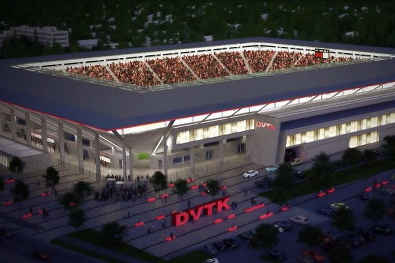 stadium telt